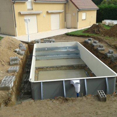 projet piscine à bourges