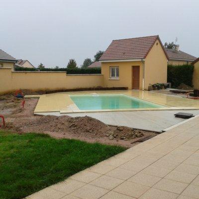 vue ensemble projet piscine bourges