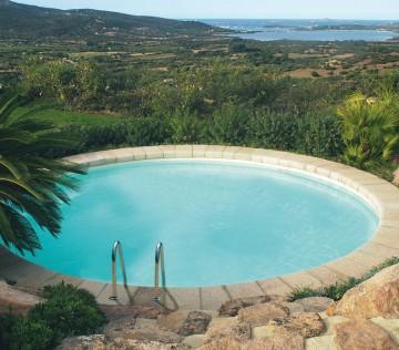 Réalisation piscine Rondo Bourges